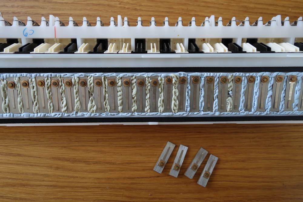 Yamaha P32D with Clavietta reeds