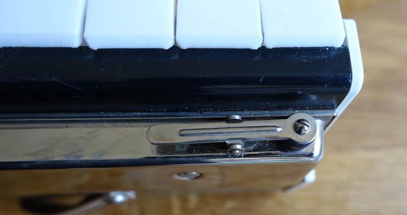 Clavietta valve