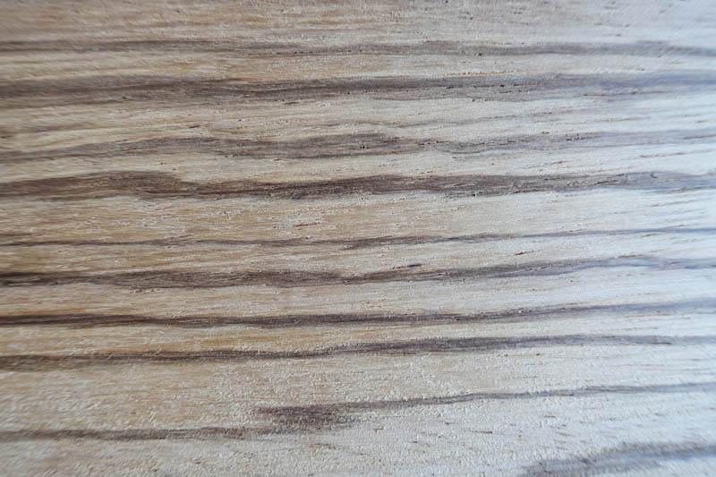 zebrawood untreated