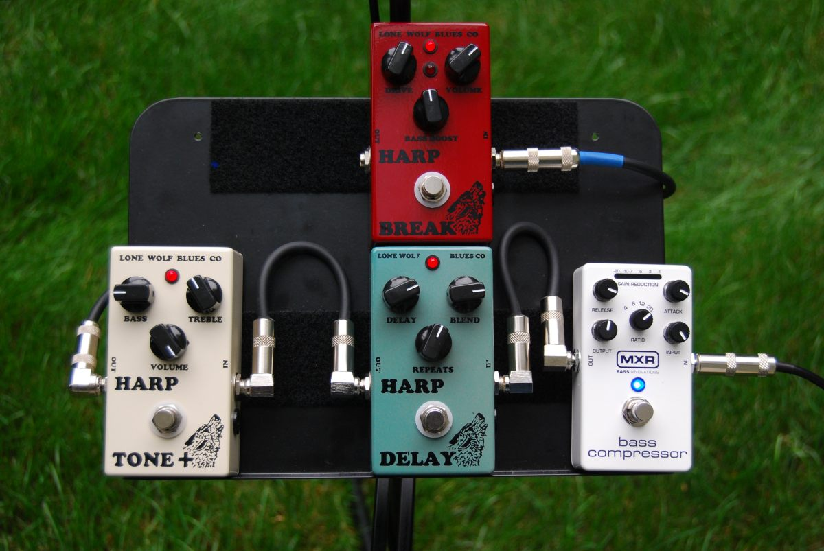 Photo of Pedals