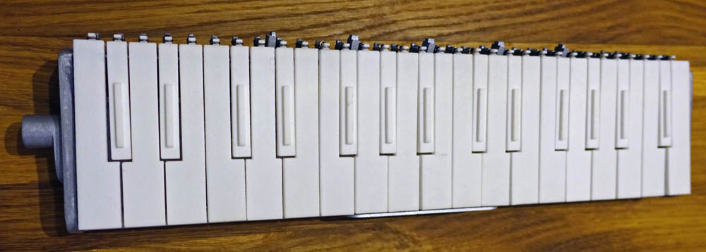 Photo of 3D Printing a Melodica (10) – first assembly