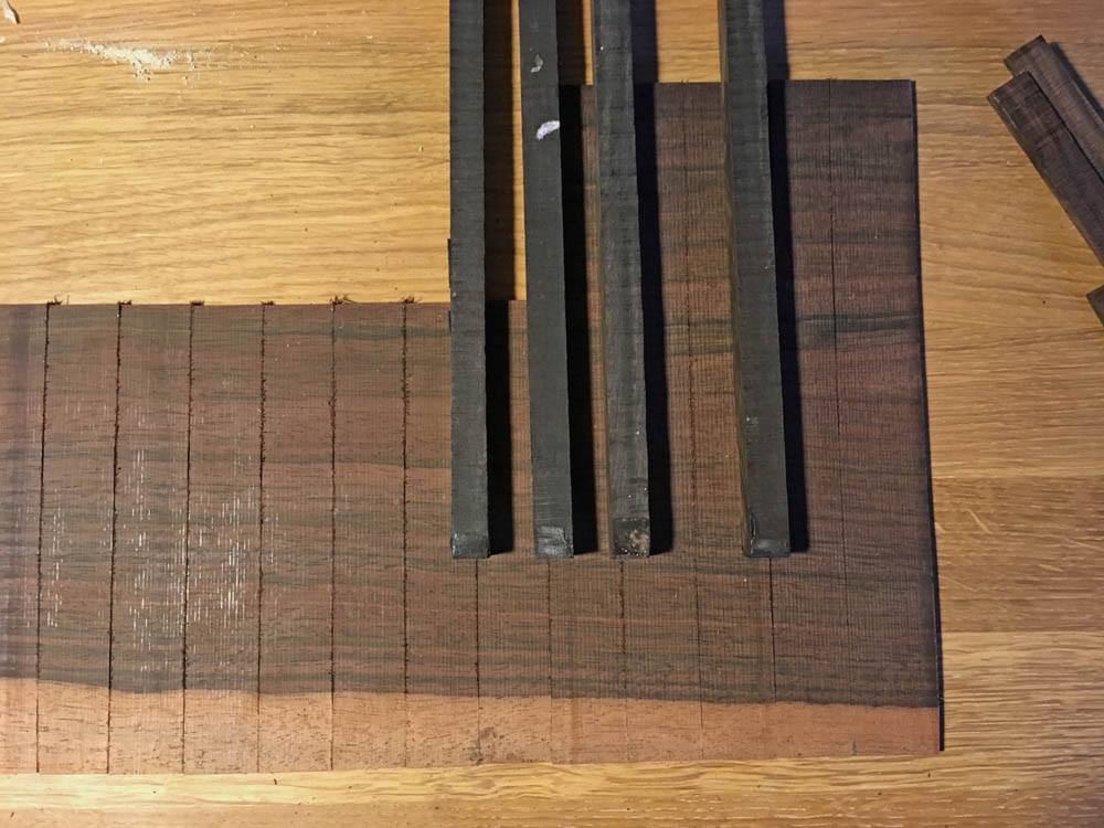 melodica raw ebony keyboard materials