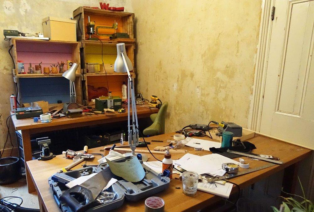 melodica workspace