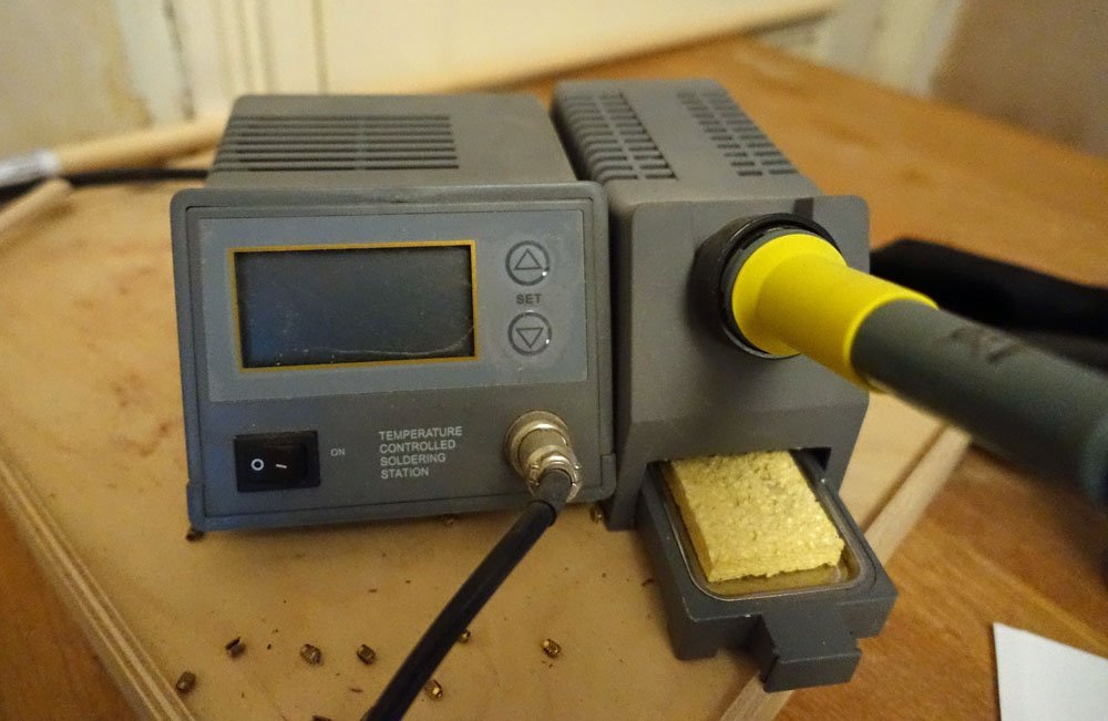 melodica soldering iron