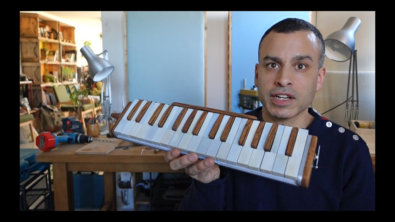 Photo of 3D Printed Melodica
