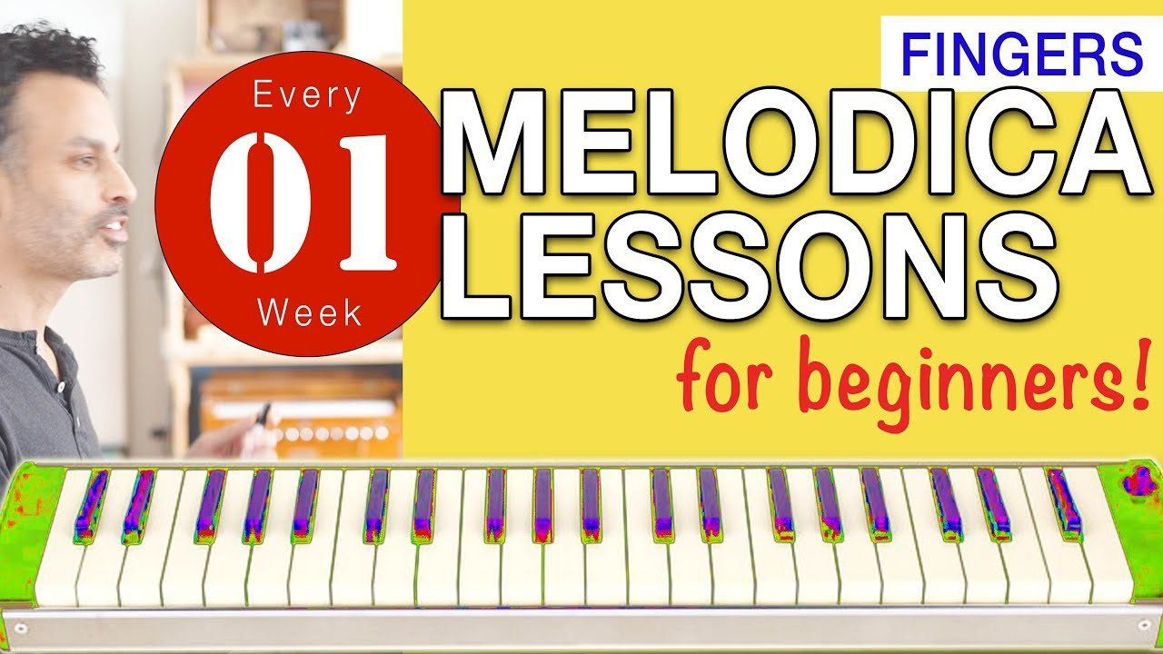 Photo of Melodica Lessons for Beginners [1] 'Fingers'