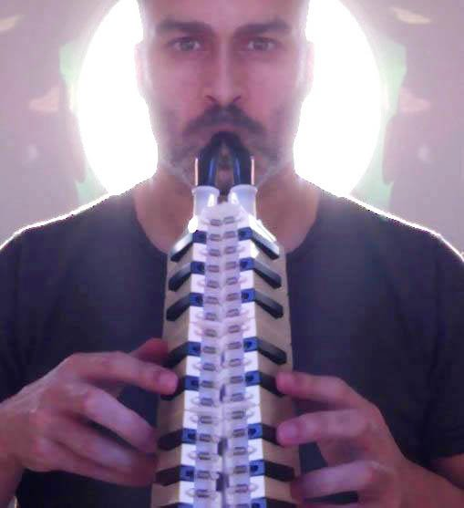 double melodica
